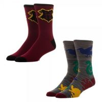 Harry Potter Crew Sock Set (2-Pack)