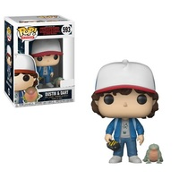 Stranger Things S2: Dustin & Dart - Pop Vinyl Figure