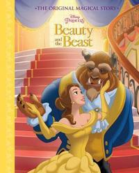 Disney Princess Beauty and the Beast The Original Magical Story by Parragon Books Ltd image