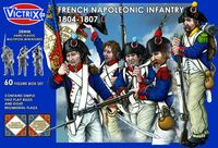 Victrix: French Napoleonic Infantry (1804-1807)