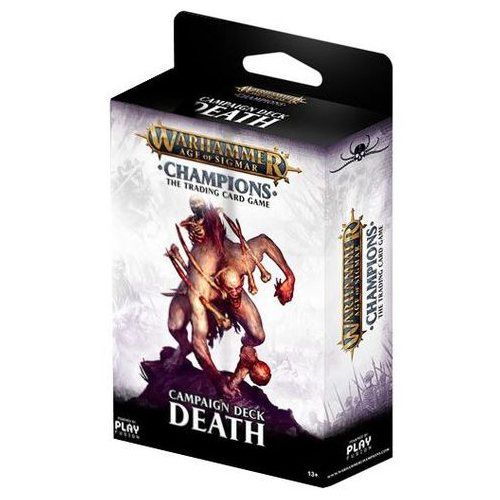 Warhammer TCG Age of Sigmar Champions: Campaign Deck Death image
