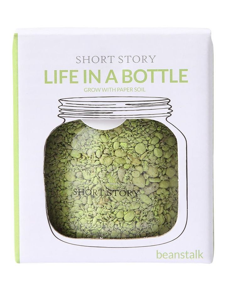 Short Story: Life in a Bottle - Green image