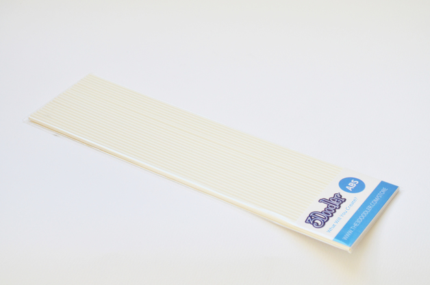 3Doodler: Create ABS Plastic - White (25 Strands)