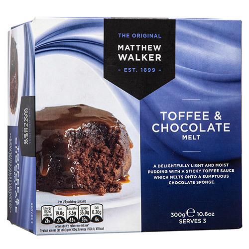 Matthew Walker Toffee & Chocolate Melt 300g