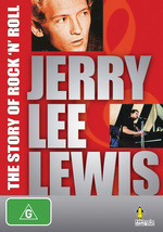 Jerry Lee Lewis - The Story Of Rock 'N' Roll on DVD