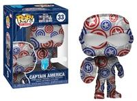 Marvel's Falcon & Winter Soldier: Captain America (Patriotic Age) - Pop! Vinyl Figure + Protector