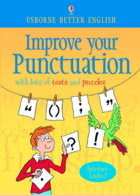 Improve Your Punctuation image