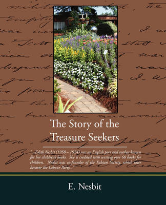 The Story of the Treasure Seekers by E Nesbit image