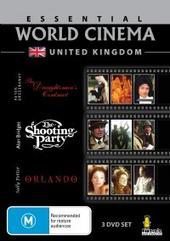 Essential World Cinema - United Kingdom (3 Disc Set) on DVD