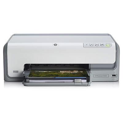 Hewlett-Packard Photosmart D6160 Printer