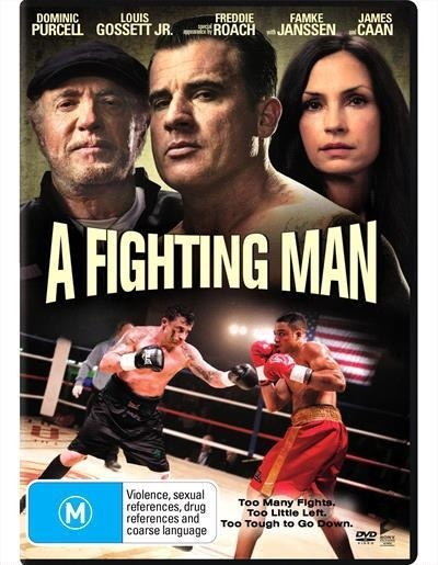 A Fighting Man on DVD image
