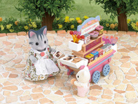 Sylvanian Families: Candy Cart