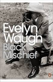 Black Mischief by Evelyn Waugh image