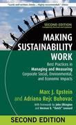 Making Sustainability Work by Adriana Rejc Buhovac