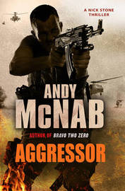 Aggressor by Andy McNab