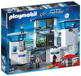 Playmobil: Police Headquarters with Prison