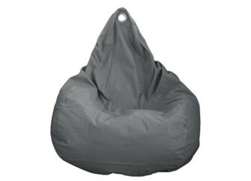 Beanz Big Bean Indoor/Outdoor Bean Bag Cover - Grey image