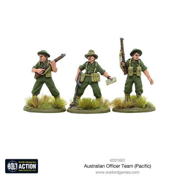 Australian Officer Team (Pacific)