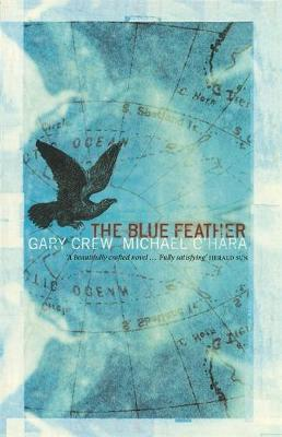 The Blue Feather by Gary Crew image