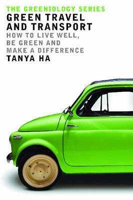 The Greeniology Clean & Green Guide by Tanya Ha image