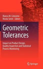 Geometric Tolerances