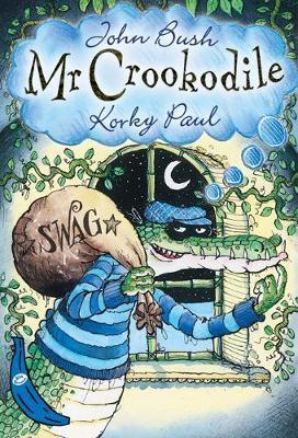 Mr Crookodile by Korky Paul image