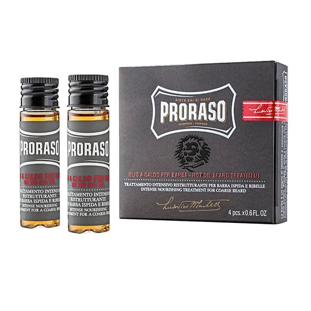 Proraso Hot Oil Beard Treatment (30ml)