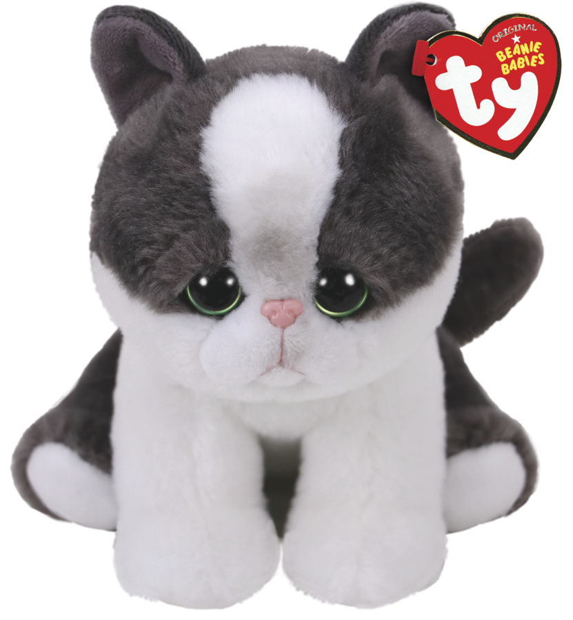 Ty Beanie Babies: Yang Cat - Small Plush image