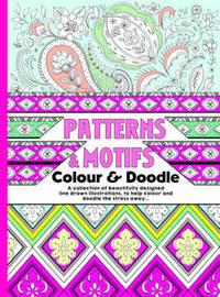 Adult Colouring Patterns & MOT image