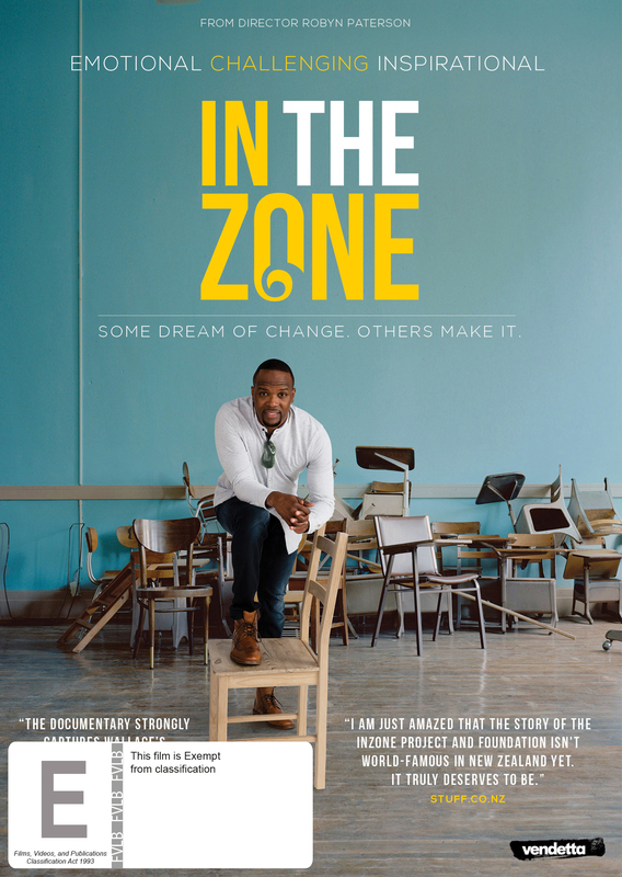 In The Zone on DVD