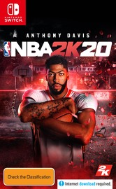 NBA 2K20 for Switch