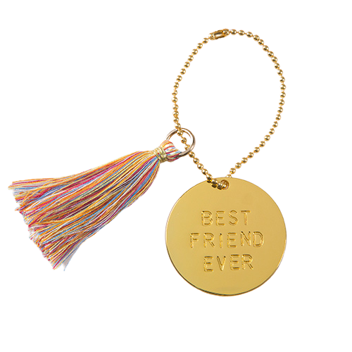 Natural Life: Best Ever Keychain - Friend