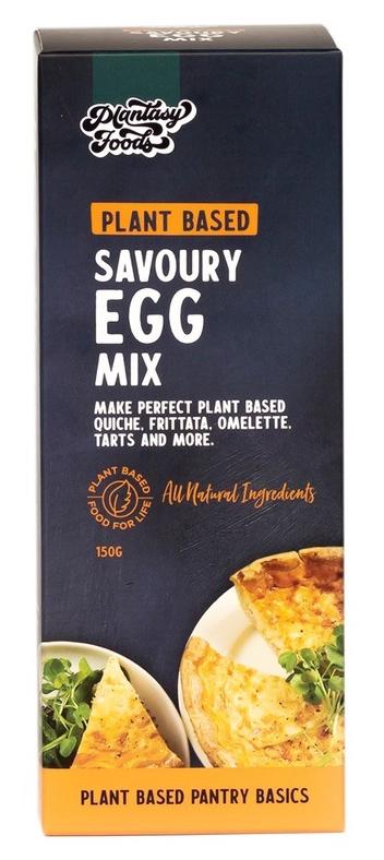 Gluten Free Savoury Egg Mix (150g)
