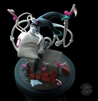 "Marvel: Ghost-Spider - 4"" Q-Fig Elite Diorama"