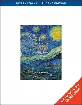 Gardner's Art Through the Ages by Fred Kleiner image
