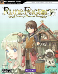 Rune Factory: A Fantasy Harvest Moon Official Strategy Guide for Nintendo DS image