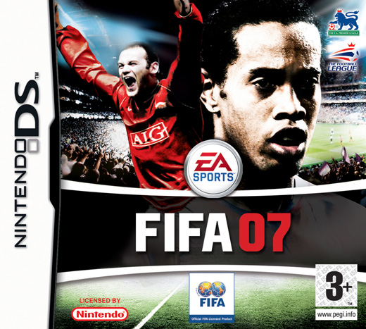 FIFA 07 for DS image