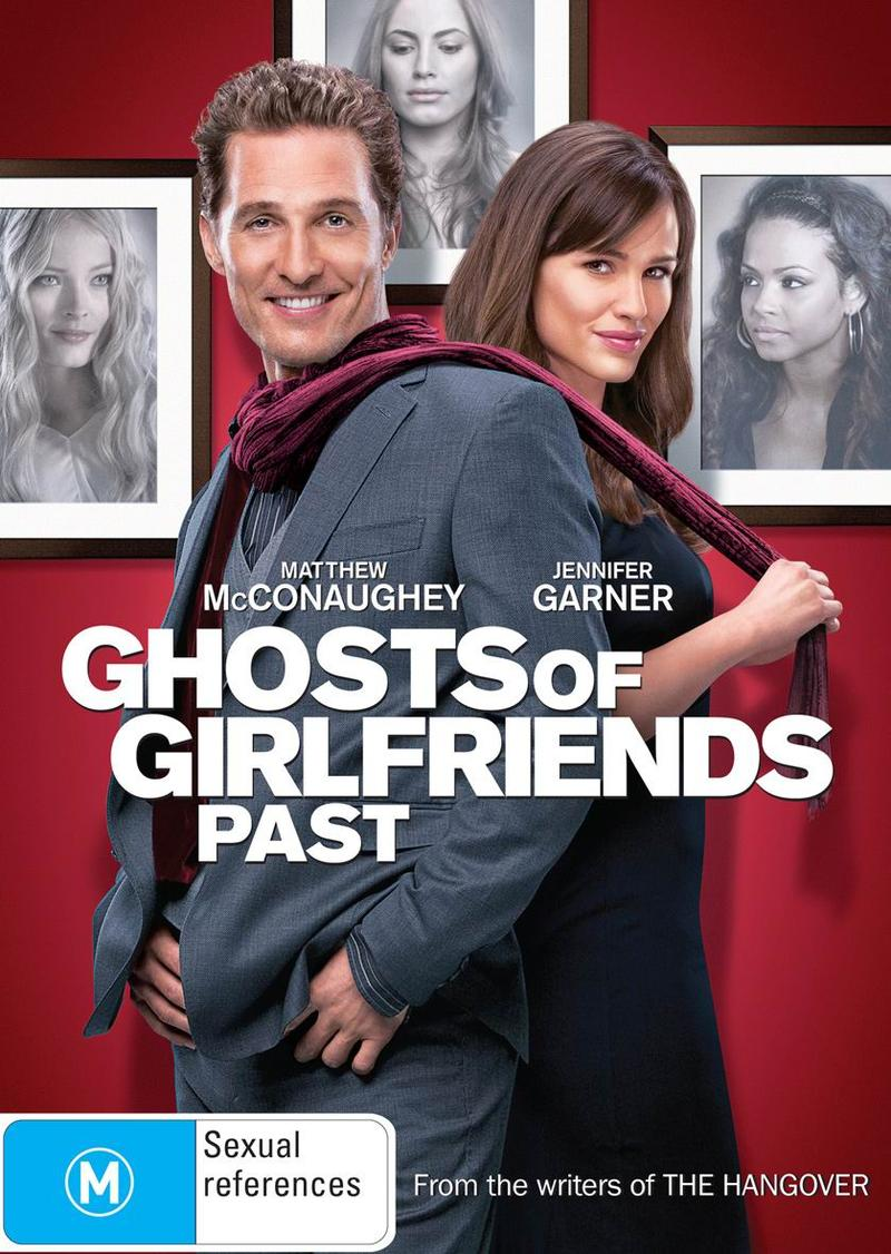 Ghosts of Girlfriends Past on DVD image