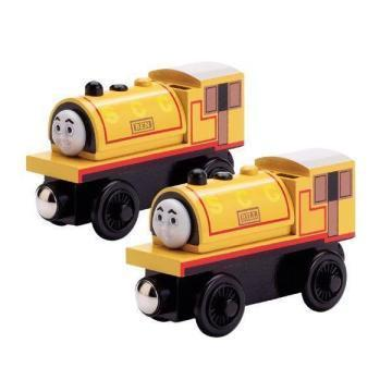 Thomas Wooden Railway - Bill and Ben Twinpack