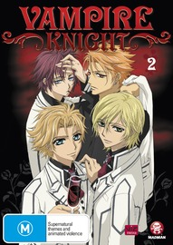 Vampire Knight (TV) Volume 2 on DVD