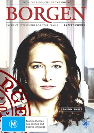 Borgen - Season Three on DVD