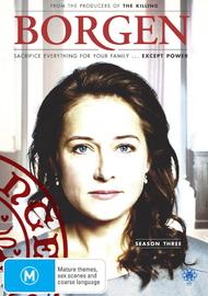 Borgen - Season Three on DVD