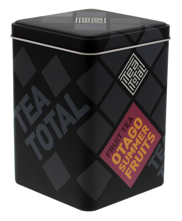 Tea Total - Otago Summer Fruits Tea (100g Tin)
