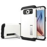 Spigen Slim Armour Case for Galaxy S6 (White)