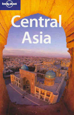Central Asia by Paul Clammer image