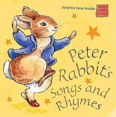 Peter Rabbit's Songs and Rhymes by Beatrix Potter image