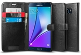 Spigen Galaxy Note 5 Case Wallet S