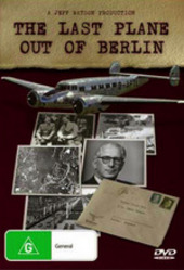 Last Plane Out Of Berlin on DVD