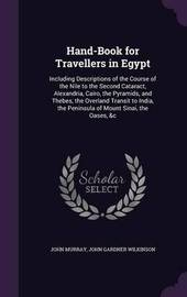 Hand-Book for Travellers in Egypt by John Murray