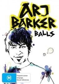 Arj Barker : Balls on DVD